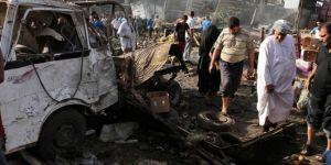 Musul'da patlama: 5 ölü 8 yaralı