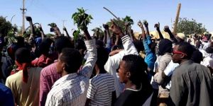 Sudan'da genel grev başladı