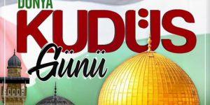 Özgür Kudüs Yürüyüşüne davet