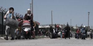 Suriye'deki savaşın artık bitmesini istiyoruz