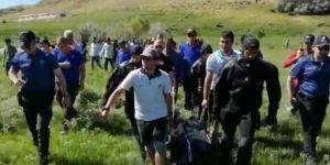 Gürpınar'da balık tutmaya giden gencin cesedi bulundu