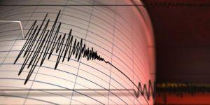 Nazimiye'de 4,5 büyüklüğünde deprem