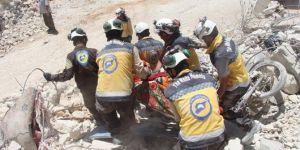 İdlib'de 22 kişi hayatını kaybetti