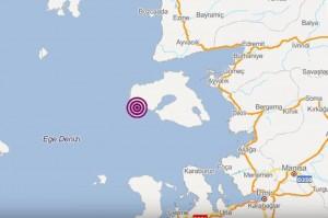 Bodrum'da 4,2 büyüklüğünde deprem