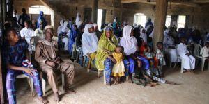 Nijerya'daki Müslümanlar Ramazan'ı toplu duayla ihya ediyor