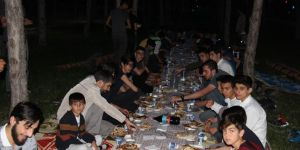 HÜDA PAR Elazığ Gençlik Kollarından iftar