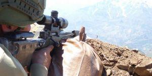 Pençe Harekatı'nda 5 PKK'li daha öldürüldü