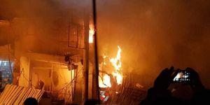 Azez'de bombalı saldırı: 14 ölü