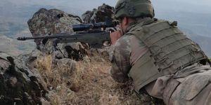Pençe Harekatı'nda 6 PKK'li öldürüldü