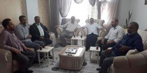 HÜDA PAR Genel Başkan Yardımcısı Yılmaz'dan şehid ailelerine bayram ziyareti