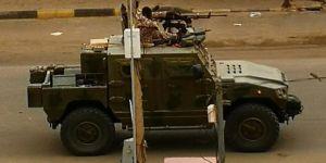 Birleşik Arap Emirlikleri'nin zırhlı araçları Sudan'da