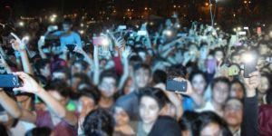 Halkın tepki gösterdiği festivale HDP'li belediye sahip çıktı