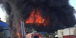 Çayırova'daki yangına ilişkin 2 fabrika ortağı tutuklandı