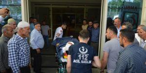 Siirt'in Meydandere köyünde patpat devrildi: 1'i ağır 4 yaralı