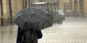 Şanlıurfa'da gök gürültülü sağanak yağışlara dikkat