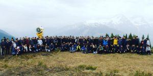 Avrupa Gençlik Buluşması Koordinatörlüğü'nden teşekkür mesajı