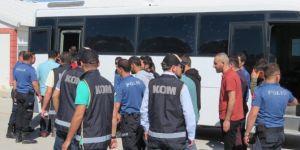 Van'da rüşvet operasyonu: 28 gözaltı