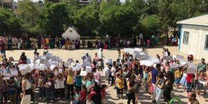 Viranşehir'de karne sevinci