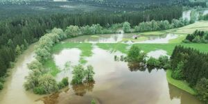 Water level rises more than 6 meters in Austria