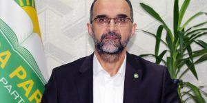 HÜDA PAR Genel Başkanı Sağlam'dan Şehid Muhammed Mursi için başsağlığı mesajı