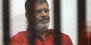 Şehid Muhammed Mursi Kahire'de defnedildi
