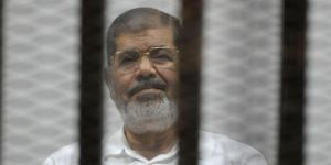 Mohammed Morsi reaches shahadah
