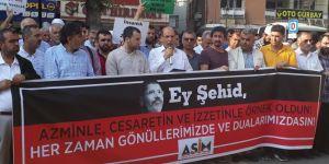 Mursi'nin şehadeti, uluslararası bir heyet tarafından incelenmeli