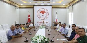 Diyarbakır'da 2019 bireysel sulama sistemleri hibe sözleşmeleri imzalandı