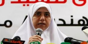 Morsi's daughter drew attention to his father's health