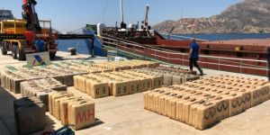 12 tons of marijuana seized off Algeria