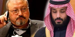 There is credible evidence that the crown prince is responsible for the murder