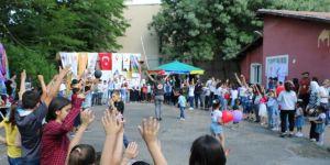 Mülteciler günü Diyarbakır'da etkinliklerle kutlandı