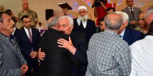 Silvan'da husumetli aileler barıştırıldı