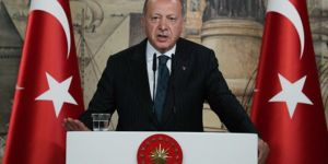 I do not give the possibility of sanctions: Erdoğan