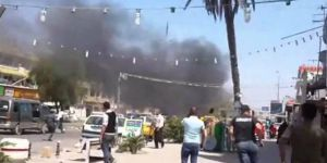 Mosque attack in Baghdad: 8 dead 30 wounded