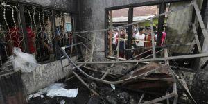 Endonezya'da kibrit fabrikasında yangın: 30'dan fazla ölü