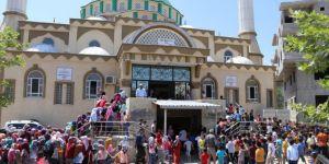 Gaziantep'te camiler çocuklarla cıvıl cıvıl