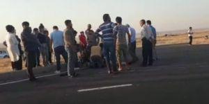 Nusaybin'de otomobil ile çarpışan motosiklet sürücüsü hayatını kaybetti