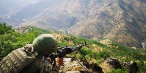 At least 57 PKK elements kill in Operation Claw