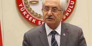 YSK Başkanı oy oranlarını açıkladı
