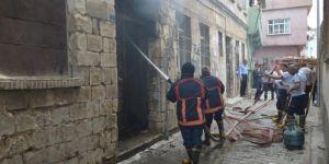 Siirt'te itfaiye 10 gün içerisinde 62 yangına müdahale etti