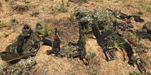 Hakkari'de 4 PKK'li öldürüldü