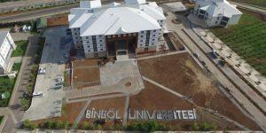 Bingöl Üniversitesine 4 bin 742 kontenjan