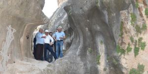 Hasankeyf'te doğa ve spor turizmi geliştirilecek
