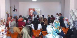 Sason'da sağlıklı yaşam konferansı