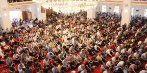 Cuma hutbesinde hac ibadetine dikkat çekildi
