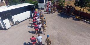 Bitlis merkezli göçmen kaçakçılığı operasyonu: 15 kişi tutuklandı