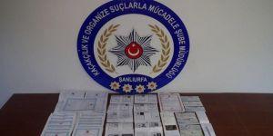 Hilvan'da tefeci operasyonu: 4 tutuklama