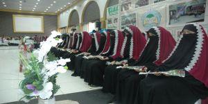 Çınar'da 67 kız talebemiz daha icazet aldı