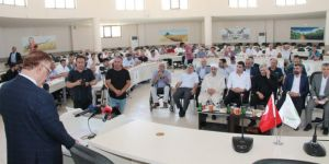 Kızıltepe'de Barış Derneği açıldı